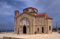 Zypern (Süd), Wallfahtskirche Agios Georgios am Kap Drepano
