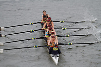 Crew: 265 Bournemouth University Boat Club A<br /> <br /> Women's Head of the River (WeHoRR) 2017<br /> <br /> To purchase this photo, or to see pricing information for Prints and Downloads, click the blue 'Add to Cart' button at the top-right of the page.
