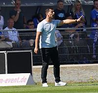 Trainer Dimitrios Grammozis (SV Darmstadt 98) - 15.09.2019: SV Darmstadt 98 vs. 1. FC Nürnberg, Stadion am Boellenfalltor, 6. Spieltag 2. Bundesliga<br /> DISCLAIMER: <br /> DFL regulations prohibit any use of photographs as image sequences and/or quasi-video.