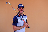 Paul Waring (ENG) poses for a photograph ahead of the Rocco Forte Sicilian Open played at Verdura Resort, Agrigento, Sicily, Italy 09/05/2018.<br /> Picture: Golffile | Phil Inglis<br /> <br /> <br /> All photo usage must carry mandatory copyright credit (&copy; Golffile | Phil Inglis)