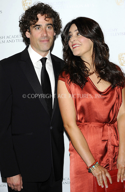 WWW.ACEPIXS.COM . . . . .  ..... . . . . US SALES ONLY . . . . .....May 8 2011, London....Stephen Mangan and wife at The British Academy Television Craft Awards held at The Brewery on May 8 2011 in London....Please byline: FAMOUS-ACE PICTURES... . . . .  ....Ace Pictures, Inc:  ..Tel: (212) 243-8787..e-mail: info@acepixs.com..web: http://www.acepixs.com