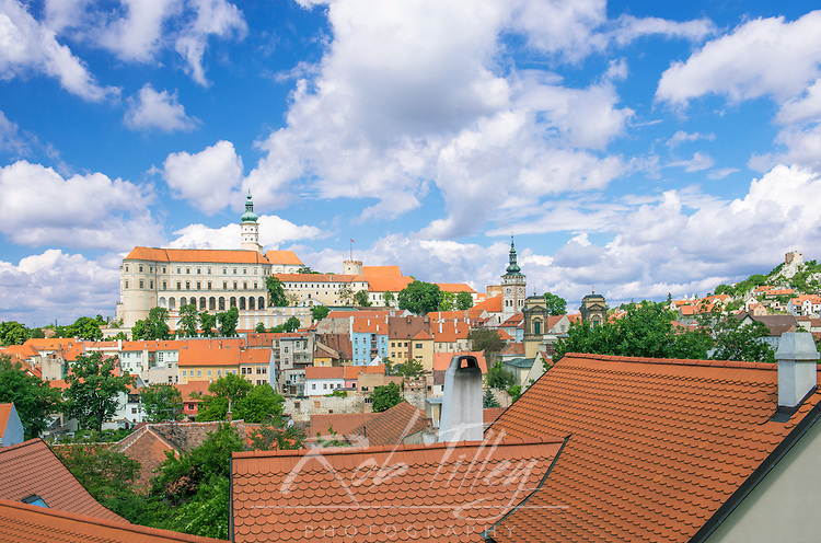 Europe, Czech Republic, Moravia, Mikulov