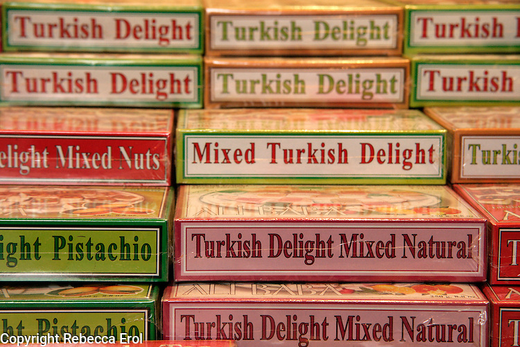 TURKISH DELIGHT, ISTANBUL, TURKEY