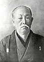 Undated - Nishi Amane (1829-1897), philosopher in Meiji period Japan who helped introduce Western philosophy into mainstream Japanese education. He was the first freemasonry in Japan. (Photo by Kingendai Photo Library/AFLO)