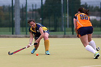 Romford score their second goal during Romford HC Ladies vs Maldon HC Ladies 2nd XI, Essex Women's League Field Hockey at the Robert Clack Leisure Centre on 7th October 2017