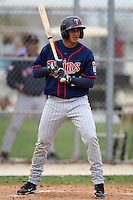 March 18, 2010:  Jonathan Goncalves (44) of the Minnesota Twins organization during Spring Training at the Ft. Myers Training Complex in Ft. Myers, FL.  Photo By Mike Janes/Four Seam Images