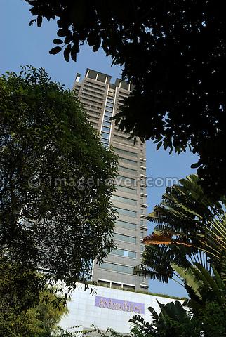 Asia, Vietnam, Ho Chi Minh City (Saigon). Hotel Sedona Suites on Le Loi Boulevard (District 1).