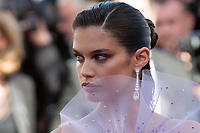 Sara Sampaio at the 120 Beats Per Minute (120 Battements Par Minute)  premiere for at the 70th Festival de Cannes.<br /> May 20, 2017  Cannes, France<br /> Picture: Kristina Afanasyeva / Featureflash