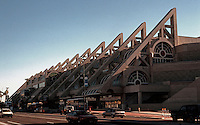 San Diego: San Diego Convention Center, 1989.  Entrance.