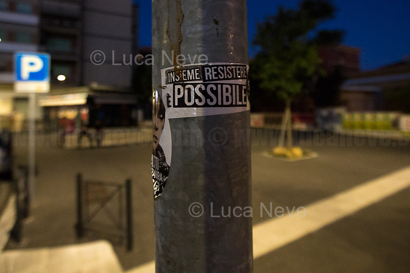 """Roma & Romans Part 15 - 2018.<br /> <br /> """"Together Resisting Is Possible""""."""