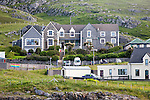 Castlebay Hotel in the main settlement of Barra, Outer Hebrides, Scotland, UK