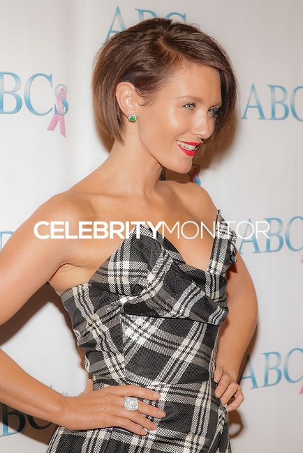 BEVERLY HILLS, CA, USA - NOVEMBER 22: Nicky Whelan arrives at the Associates For Breast And Prostate Cancer Studios 25th Annual Talk Of The Town Black Tie Gala held at The Beverly Hilton Hotel on November 22, 2014 in Beverly Hills, California, United States. (Photo by Rudy Torres/Celebrity Monitor)