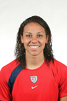 Jessica Rostedt, U.S. Under 20 Women's National Team Training Camp, Home Depot Center, Carson, CA. May 24, 2005