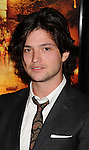 HOLLYWOOD, CA - OCTOBER 25: Thomas McDonell arrives at the Los Angeles premiere of 'Fun Size' at Paramount Studios on October 25, 2012 in Hollywood, California.