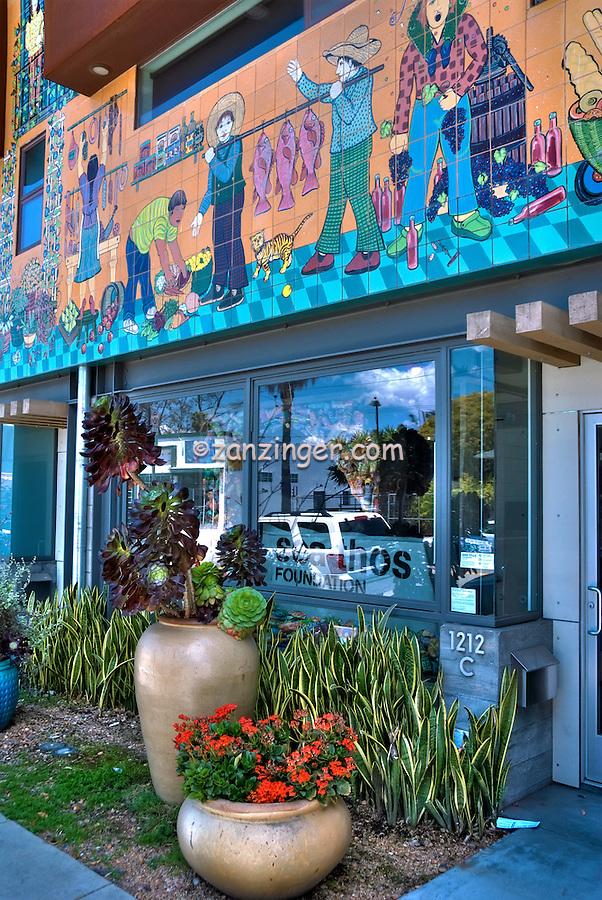 Sea-thos Foundation, Non-Profit Organization, 1212 Abbot Kinney Blvd, Venice, CA