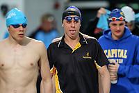 Zac Reid, 400m Free. AON Swimming New Zealand National Open Swimming Championships, National Aquatic Centre, Auckland, New Zealand, Monday 2nd July 2018. Photo: Simon Watts/www.bwmedia.co.nz