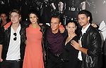 HOLLYWOOD, CA - AUGUST 15: Jean-Claude Van Damme, Gladys Portugues and family arrive at the 'The Expendables 2' - Los Angeles Premiere at Grauman's Chinese Theatre on August 15, 2012 in Hollywood, California. /NortePhoto.com....**CREDITO*OBLIGATORIO** ..*No*Venta*A*Terceros*..*No*Sale*So*third*..*** No Se Permite Hacer Archivo**..*No*Sale*So*third*
