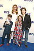 Zoe Perry, Montana Jordan, Iain Armitage and Reagan Revord from &quot;Young Sheldon &quot; attends the CBS Upfront 2018-2019 at The Plaza Hotel in New York, New York, USA on May 16, 2018.<br /> <br /> photo by Robin Platzer/Twin Images<br />  <br /> phone number 212-935-0770