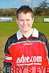 PLAYER OF THE WEEK.Name: Ryan Warwick.Team: Asdee U14's.Position: Centre Midfield.Favorite Team: Millwall.Favorite Player: Tim Cahill.