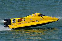 Ashton Rinker (#20)   (Formula 1/F1/Champ class)