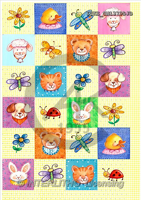 Isabella, GIFT WRAPS, paintings(ITKEGN1379DJB,#GP#) everyday