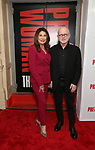 Paula Wagner and Jim Vallance attends the Garry Marshall Tribute Performance of 'Pretty Woman:The Musical' at the Nederlander Theatre on August 1, 2018 in New York City.