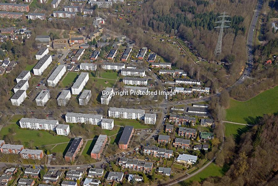 Gordelerstrasse: EUROPA, DEUTSCHLAND, HAMBURG, (EUROPE, GERMANY), 02.04.2016: Gordelerstrasse, Max Eichholz Ring