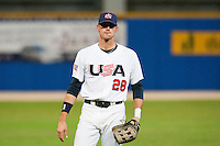 24 September 2009: Buck Coats of Team USA is seen prior to the 2009 Baseball World Cup final round match won 5-3 by Team USA over Cuba, in Nettuno, Italy.