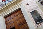 Estella-Lizarra.Navarra.Espana..Estella-Lizarra.Navarra.Spain..Museo del Carlismo..Carlism Museum..(ALTERPHOTOS/Alfaqui/Acero)