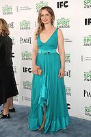 Julie Delpy<br /> at the 2014 Film Independent Spirit Awards Arrivals, Santa Monica Beach, Santa Monica, CA 03-01-14<br /> David Edwards/Dailyceleb.com 818-249-4998