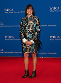 Susan Zirinsky, President of CBS News, arrives for the 2019 White House Correspondents Association Annual Dinner at the Washington Hilton Hotel on Saturday, April 27, 2019.<br /> Credit: Ron Sachs / CNP<br /> <br /> (RESTRICTION: NO New York or New Jersey Newspapers or newspapers within a 75 mile radius of New York City)