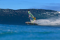 Bernd Roediger at the 6th and final stop of the 2012 American Windsurfing Tour (AWT), in Ho'okipa Beach Park (Maui, Hawaii, USA)