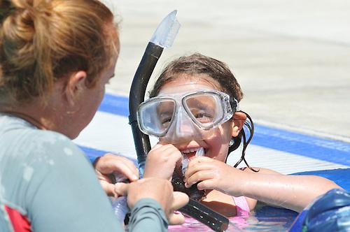 Harker Summer Programs 2013 - Swim Camp<br /> <br /> Photo by Samantha Hoffman
