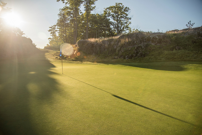 Marquette Golf Club's Greywalls course in Marquette, Michigan.