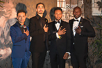 willy cartier yassine azzouz jean louis jimmy we love generous people lors du soixante neuvieme festival du film a l hotel intercontinetal carlton de cannes le lundi 16 mai 2016