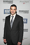 "Morgan Spector.pictured at the Opening Night After Party for the Roundabout Theatre Company's Broadway Production of  ""Harvey"" at Studio 54 New York City June 14, 2012"