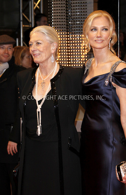 WWW.ACEPIXS.COM . . . . .  ..... . . . . US SALES ONLY . . . . .....February 21 2010, London....Vanessa Redgrave and her daughter Joely Richardson at the Orange British Academy Film Awards (BAFTA's) on February 21 2010 in London......Please byline: FAMOUS-ACE PICTURES... . . . .  ....Ace Pictures, Inc:  ..tel: (212) 243 8787 or (646) 769 0430..e-mail: info@acepixs.com..web: http://www.acepixs.com