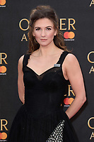 Summer Strallen arriving for the Olivier Awards 2018 at the Royal Albert Hall, London, UK. <br /> 08 April  2018<br /> Picture: Steve Vas/Featureflash/SilverHub 0208 004 5359 sales@silverhubmedia.com