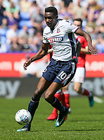 Bolton Wanderers' Sammy Ameobi<br /> <br /> Photographer Andrew Kearns/CameraSport<br /> <br /> The EFL Sky Bet Championship - Bolton Wanderers v Nottingham Forest - Sunday 6th May 2018 - Macron Stadium - Bolton<br /> <br /> World Copyright &copy; 2018 CameraSport. All rights reserved. 43 Linden Ave. Countesthorpe. Leicester. England. LE8 5PG - Tel: +44 (0) 116 277 4147 - admin@camerasport.com - www.camerasport.com