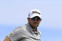 Bernd Wiesberger (AUT) on the 6th tee during Friday's Round 2 of the 117th U.S. Open Championship 2017 held at Erin Hills, Erin, Wisconsin, USA. 16th June 2017.<br /> Picture: Eoin Clarke | Golffile<br /> <br /> <br /> All photos usage must carry mandatory copyright credit (&copy; Golffile | Eoin Clarke)