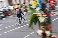 2018/01/24 Berlin | 1. getoetete Radfahrerin in 2018