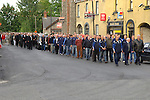 Louth 57 Manager Funeral Ardee
