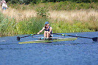 Race: 84  MasC/D.1x  Final<br /> <br /> Peterborough Summer Regatta 2018 - Saturday<br /> <br /> To purchase this photo, or to see pricing information for Prints and Downloads, click the blue 'Add to Cart' button at the top-right of the page.