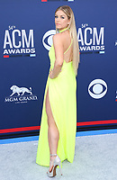 07 April 2019 - Las Vegas, NV - Lindsay Ell. 54th Annual ACM Awards Arrivals at MGM Grand Garden Arena. Photo Credit: MJT/AdMedia<br /> CAP/ADM/MJT<br /> &copy; MJT/ADM/Capital Pictures