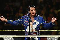 NEW YORK, NY - APRIL 6: The Honky Tonk Man at the 2019 WWE Hall Of Fame Ceremony at the Barclay's Center in Brooklyn, New York City on April 6, 2019.      <br /> CAP/MPI/GN<br /> ©GN/MPI/Capital Pictures