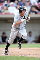 August 29, 2009: Joshua Prince of the Wisconsin Timber Rattlers.The Timber Rattlers are the Midwest league League affiliate for the Milwaukee Brewers. Photo by: Chris Proctor/Four Seam Images