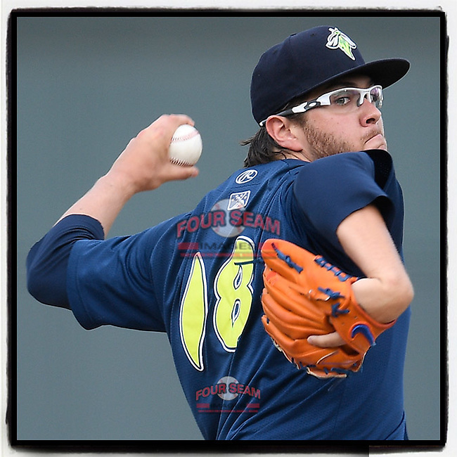 No. 4 #Mets prospect Anthony Kay (former Columbia Fireflies pitcher) would have been on my do-not-trade list, but they gave him up to Toronto yesterday. Let's see how the Mets feel about that in three years. #justmyopinion