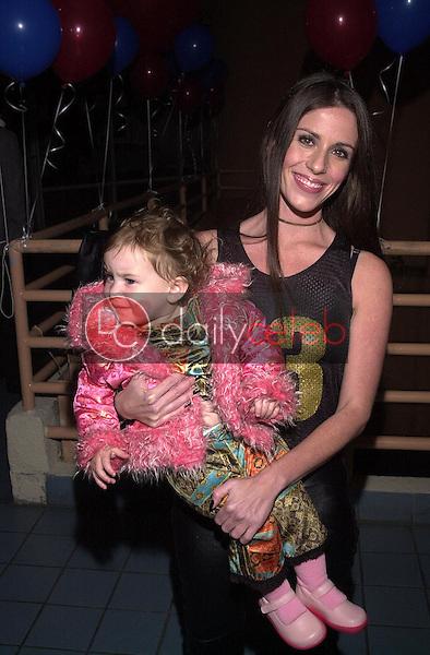 Soleil Moon Frye and niece