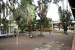 ADDIS ABABA - ETHIOPIA - 12 APRIL 2004--The old German School and the boarding school.--PHOTO: JUHA ROININEN / EUP-IMAGES