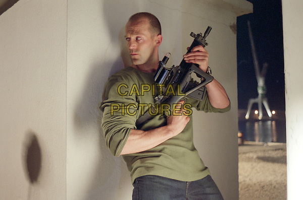Jason Statham.in The Transporter .*Filmstill - Editorial Use Only*.CAP/NFS.Supplied by Capital Pictures.